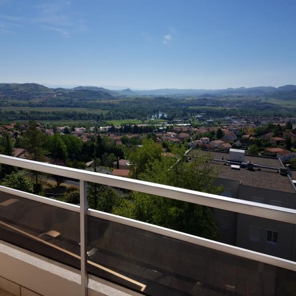 Offres de location Appartement Cournon-d'Auvergne 63800